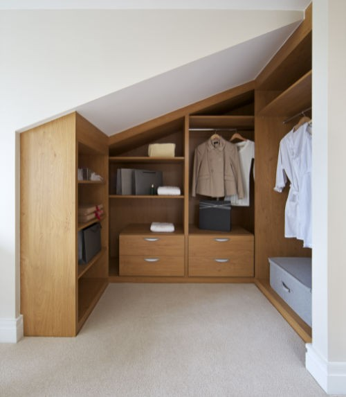 Bespoke Made to Measure Wardrobes Linton