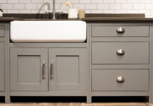 Made to Measure Hand Painted Kitchens Cornish Hall End