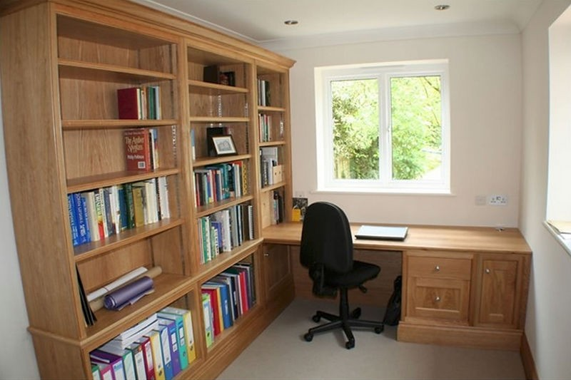 Cambridgeshire Fine Fitted Home Office Furniture