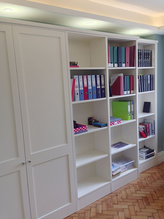 Made to Measure Bookcases Berden