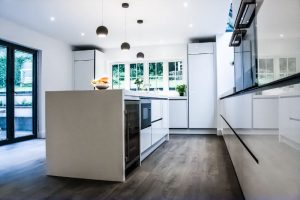 Bespoke Kitchen design Widdington