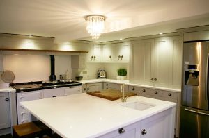 Bespoke kitchen design Rickling Green