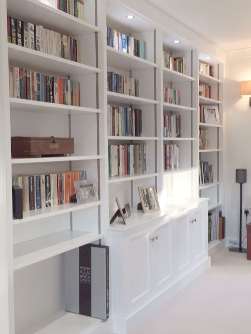 Made to Measure Bookcases Arksden