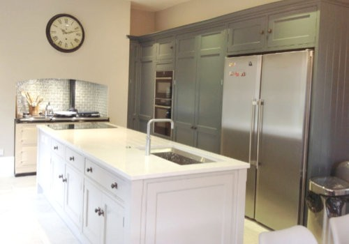 Shaker kitchens Stoke by Clare, Suffolk
