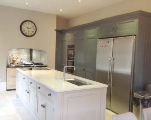 Kitchen designs Fulbourn